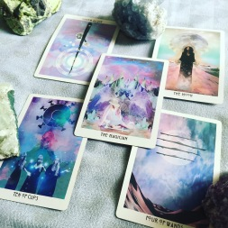 full moon reading