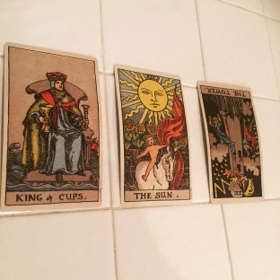 potty training with tarot
