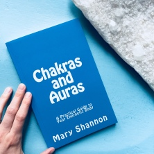 Chakras and Auras book pic